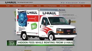 100 Renting A Uhaul Truck How That 19 UHaul Rental Can Cost 60 Or More