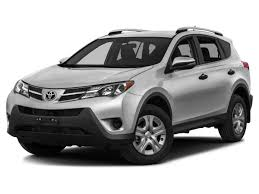 Used One-Owner 2015 Toyota RAV4 Limited Near Purcell, OK - David ...