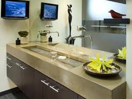 trough bathroom sink console sinks bathroom enjoyable trough