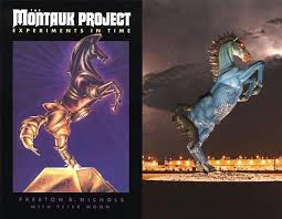Denver International Airport Murals Horse by What U0027s Up With The Montauk Project Mustang Connection The Dia