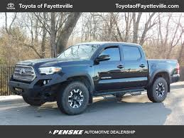 100 Trd Truck PreOwned 2017 Toyota Tacoma TRD Off Road Double Cab 5 Bed V6 4x4