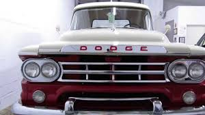 1959 Dodge 100 Truck By Advanced Detailing Of South Florida - YouTube 1959 Dodge Sweptside Pickup Stock 815589 For Sale Near Columbus Buy Used D100 Sweptline Rat Rod Shortbed Hemi Mopar Lil Trucks Advertising Art By Charles Wysocki 1960 Blog To Keep Up With The Chevy Cameo Carri Flickr Power Giant D200 Panel Van Antique And Classic Mopars Pinterest Fargo Dodge Trucks Vans 1958 Wagon For Sale Youtube T207 Kissimmee 2011 Autolirate Pickup Truck 16 X 24 Websitejpg