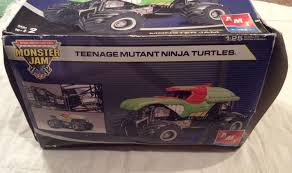 TMNT Teenage Mutant Ninja Turtles Monster Jam Truck Model Kit AMT ... Nikko 9046 Rc Teenage Mutant Ninja Turtle Vaporoozer Electronic Hot Wheels Monster Jam Turtles Racing Champions Street Diecast 164 Scale Teenage Mutant Ninja Turtles 2 Dump Truck Party Wagon Revealed Translite For Translites Cabinet Amazoncom Power Kawasaki Kfx Bck86 Flickr Tmnt Model Kit Amt