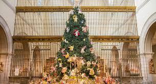 Rockefeller Plaza Christmas Tree by Nyc U0027s Can U0027t Miss Christmas Trees Beyond Rockefeller Center Cbs