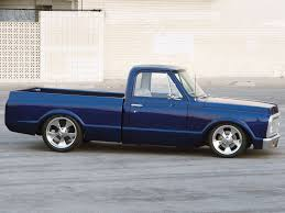 Custom 67 72 Chevy Trucks | 1972 Chevy C10 Pickup Truck Aftermarket ...
