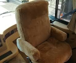 Sheepskin Seat Covers RV Bus Custom Tailor-Made | Ultimate Sheepskin Masque High Back Sheepskin Seat Cover Black Super Soft Faux Sofa Warm Hairy Carpet Pad Throwover Milan Direct Eames Replica Leather Management Office Chair Daniel Davis Sent Us This Picture Of His New Office Chair Cover Universal Non Slip Comfortable Cushion Villsure Rugs Car Pet Waist Slimming Cashmere Covers For Neoteric Armrest Size 1 Pair 15 Long Real Merino Arm Rest To Etsy Fur Ikea Poang Rocking Home Chairs Home Desk Fniture