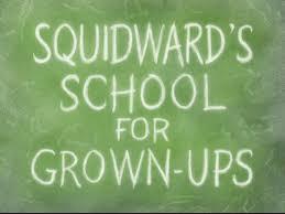 That Sinking Feeling Spongebob Transcript by Squidward U0027s For Grown Ups Transcript Encyclopedia