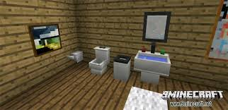 More Furniture Mod for MCPE 9Minecraft Net