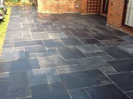 Types Of Floor Tiles Match The Type To Your Room Slate For Terrace