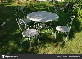 Garden Table Chairs Summer — Stock Photo © BZH2224 #201642354 Stunning White Metal Garden Table And Chairs Fniture Daisy Coffee Set Of 3 Isotop Outdoor Top Cement Comfort Design The 275 Round Alinum Set4 Black Rattan Foldable Leisure Chair Waterproof Cover Rectangular Shelter Cast Iron Table Chair 3d Model 26 Fbx 3ds Max Old Vintage Bistro Table2 Chairs W Armrests Outdoor Sjlland Dark Grey Frsnduvholmen China Patio Ding Dinner With Folding Camping Alinium Alloy Pnic Best Ideas Bathroom