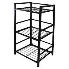 Home Depot Canada Decorative Shelves by Flipshelf 30 5 In H X 14 5 In W X 12 In D 3 Shelf Narrow Steel