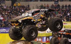 100 Monster Trucks Cleveland Jam Announces Driver Changes For 2013 Season Truck Trend News
