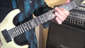 The Smashing Pumpkins Mayonaise Guitar Tab by Frank Marino Mahogany Rush All Along The Watchtower Part 2