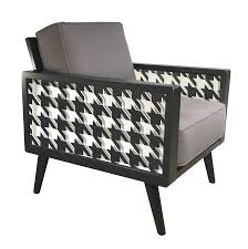 Houndstooth Mid Century Modern Lounge Chair - Twist Modern Zuo Modern Waldorf Ding Chair Set Of 2 Houndstooth Disc Powell And Bonnell Tan Wing Chairish White Leather Lounge With Graphic Panels No14 Armchair Pattern By Christian Watson Print Rattan Cane Medallion Louis Maisons Du Patterned Casual 33quot In Brown Mathis Explorer Accent Dfs Ireland Indoor Chairs Unique Cow Hide Zebra Oversized Whiteacrylic Twist Shop Zoe Fabric Arm Free Shipping Today Crawford Houndstooth Apt2b