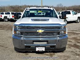 New 2018 Chevrolet Silverado 3500HD Work Truck 4D Crew Cab In ... Broken Bow Chevrolet Silverado 1500 2016 Black Work Truck Roy Nichols Motors New 2018 Regular Cab Pickup In Unveils The 2019 4500hd 5500hd And 6500hd At Preowned 2007 2500hd Classic Crew 4wd Reg Extended 1330