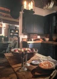 primitive kitchen love it primitive kitchens pinterest