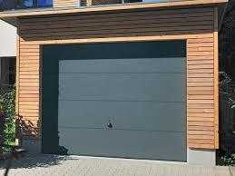 porte basculante simple paroi sur mesure portes de garage portes