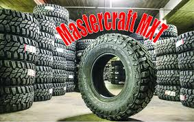 The Mastercraft Courser MXT Is An Off-road Mud Terrain Tire Perfect ...