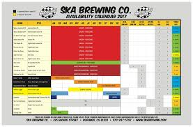 Southern Tier Pumking Fest by 2017 Brewery Release Schedules U2013 Beer Calendars U2013 Kc Beer Scouts