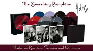 Smashing Pumpkins Zeitgeist Vinyl by Rock Legends The Smashing Pumpkins Pre Order Adore Super