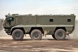 100 Armor Truck KAMAZ63968 TyphoonK MRAP Vehicle Armored Truck April 9th Rehearsal