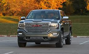 2016 GMC Sierra 1500 4x4 All Terrain | Review | Car And Driver Coyle Chevrolet Buick Gmc New Used Cars Clarksville In Dans Garage Truck 2016 Sierra 1500 4x4 All Terrain Review Car And Driver Western Gm Dealership In Edmton 41955 Chevy Exterior Sun Visor Klassic Parts Vintage Club Opens Its Doors To Gmcs Hemmings Daily 2018 Photos Canada Find Of The Day 1960 Deluxe Serving Detroit Troy Mi Customers Jim Causley Addison On Erin Mills A Missauga Cummins Powered 1966 Camper 2017 Hd Powerful Diesel Heavy Duty Pickup Trucks