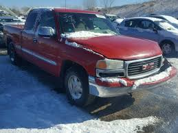 2GTEC19T621274259 | 2002 RED GMC NEW SIERRA On Sale In CO - DENVER ...