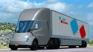 Tesla Semi Truck With Trailer 2019 (ATS 1.31.x) | American Truck ... Teslas Electric Semi Truck Elon Musk Unveils His New Freight Tesla Semi Truck Questions Incorrect Assumptions Answered Now M818 Military 6x6 5 Ton Sold Midwest Equipment Semitruck Due To Arrive In September Seriously Next Level Cartoon Royalty Free Vector Image Vecrstock Red Deer Guard Grille Trucks Tirehousemokena Toyotas Hydrogen Smokes Class 8 Diesel In Drag Race With Video Engines Mack Drivers Will Still Be Need For A Few Years