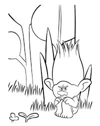 Troll Coloriage With Troll Coloriage Beau Coloriage Princesse Poppy