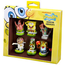 Spongebob Fish Tank Accessories by Petland Discounts Inc