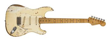 Princeguitar Equipment Played By Musician Stevie Ray Vaughan