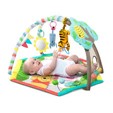 Winnie The Pooh Fabric Nursery by Disney Baby Winnie The Pooh Happy As Can Bee Activity Gym From