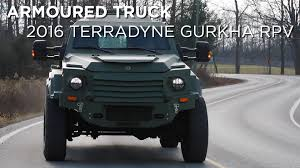 Armoured Truck | 2016 Terradyne Gurkha RPV | Driving.ca - YouTube Armored Truck Dead Island Wiki Fandom Powered By Wikia Rescue Vehicle Battlefield Bank Robber Explains How He Robbed 4000 Cash From Marauder Multirole Highly Agile Mineprocted Armoured Vehicle Stock Photos Images Russian Defence Company Unveiled Buran 4x4 C15ta Armoured Visual Effects Project The Rookies Shubert Van Mafia Cnw Gurkha Terradyne Vehicles On Patrol At Bruce Power Hot Wheels Hino 338 In Transit For Sale Inkas A Cadian Origin Gm Truck Used The Dutch Forces
