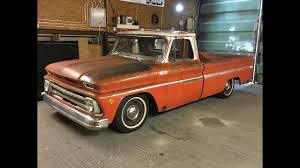 1965 C10 Update - Now On The Road! - YouTube 1965 Chevy Truck Chevy C10 Pickup Rat Rod Truck Photo 1 Curbside Classic Chevrolet C60 Maybe Ipdent Front With 18x8 And 18x9 Torq Thrust Ii Find Of The Week Ford F350 Car Hauler Autotraderca Custom Deluxe For Sale 9098 Dyler 135931 Rk Motors Cars Fuel Injected Restomod Youtube Buildup Truckin Magazine For In Bc 350 Small Block This Simple Packs A Big Secret Under Hood