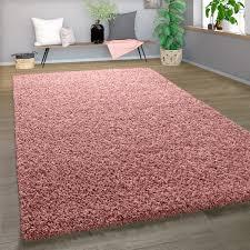 shaggy uni pastell pink
