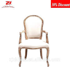 Louis Xiv Dining Chairs Oval Back Wedding Chair