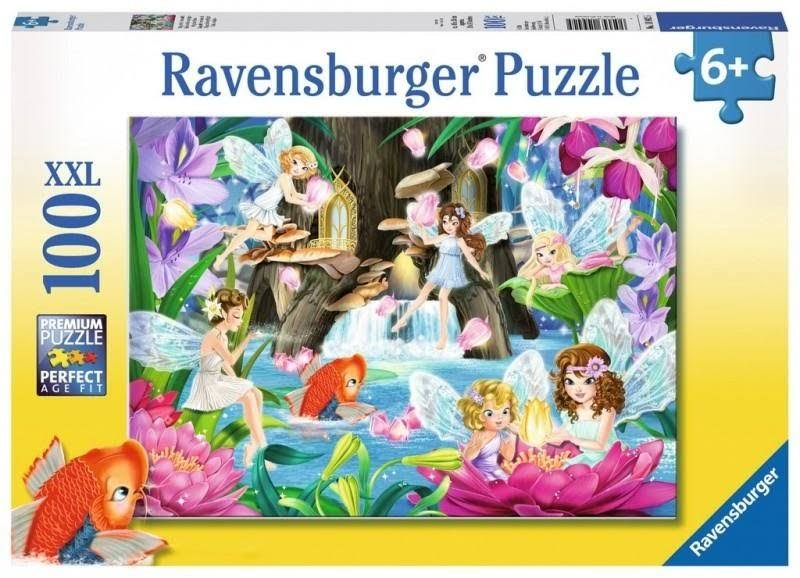 Ravensburger Magical Fairy Night Jigsaw Puzzle - 100 Pieces