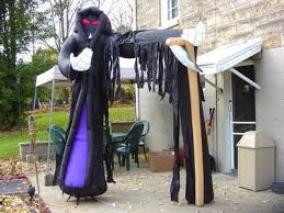 Halloween Inflatable Archway Tunnel by 17 Best Grim Reaper Ebay Halloween Images On Pinterest Ghosts