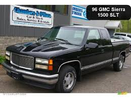 1996 Black GMC Sierra 1500 SLT Extended Cab #49799176 Photo #8 ... 1996 Gmc Jimmy 4dr For Sale In Garden City Id Stock S23604 Sierra 3500 Sle Flatbed Pickup Truck Item D4792 Sierra 1500 Image 10 Gmc Ac Compressor Beautiful New Pressor A C 1gtec14wxtz545060 Green C15 On Sale In 6000 Cab Chassis Truck For Auction Or Lease C1500 12 Ton Pu 2wd 50l Mfi Ohv 8cyl Repair 2500 Photos Specs News Radka Cars Blog Topkick Tpi Topkick Salvage Hudson Co 29869 Zebulon Johns Whewell C7000