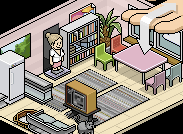 Dutch Police Have Stopped A Ring Of Teenage Furniture Thieves Who Were Caught Stealing Virtual Chairs And Sofas In Habbo Hotel 3D World Popular