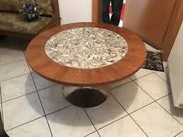 wohnzimmertisch eiche rustikal rund durchmesser 100cm ebay