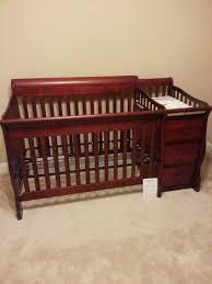 Davinci Kalani Combo Dresser by Cherry Wood Crib Baby Toddler Crib Furniture Set Katy For Sale In