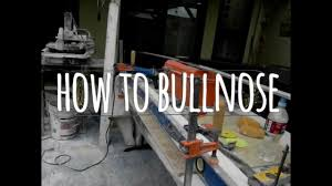 how to bullnoses tile that looks profession by dave blake license