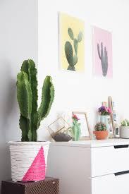 diy wohnzimmer umstyling interior diy kaktus 20