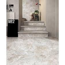 tarsus gray polished porcelain tile 24 x 24 100006972 floor