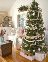 Fiber Optic Christmas Trees At Kmart by 100 Farmhouse Christmas Decor Best 20 Farmhouse Christmas