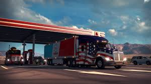 National Truck Driver Appreciation Week ATS Game - American Truck ...