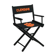 Clemson University Director's Chair Ncaa Chairs Academy Byog Tm Outlander Chair Dabo Swinney Signature Collection Clemson Tigers Sports Black Coleman Quad Folding Orangepurple Fusion Tailgating Fisher Custom Advantage Zero Gravity Lounger Walmartcom Ncaa Logo Logo Chair College Deluxe Licensed Rawlings Deluxe 3piece Tailgate Table Kit Drive Medical Tripod Portable Travel Cane Seat