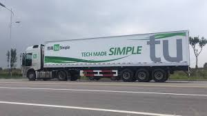 Chinese Startup TuSimple Plans Autonomous Trucking Service In ...