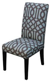 Stanford Upholstered Tapered Leg Side Chair – Mortise & Tenon